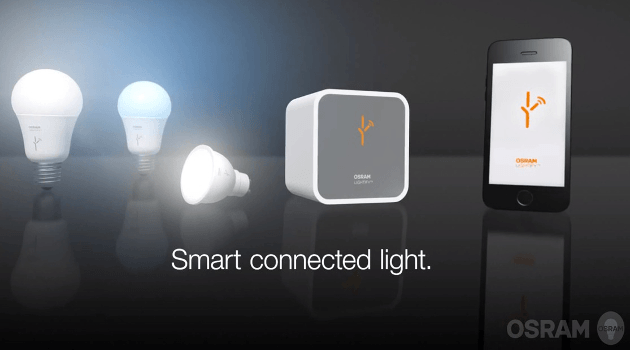 Amazon Echo Osram Lightify