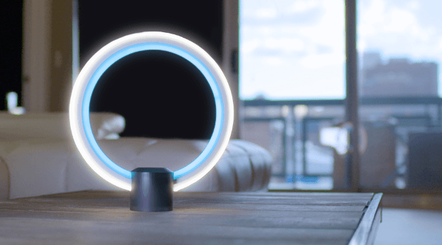 CES GE LED Ring