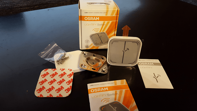 Osram Lightify Switch