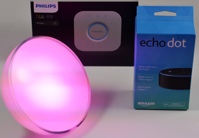 Philips Hue Test