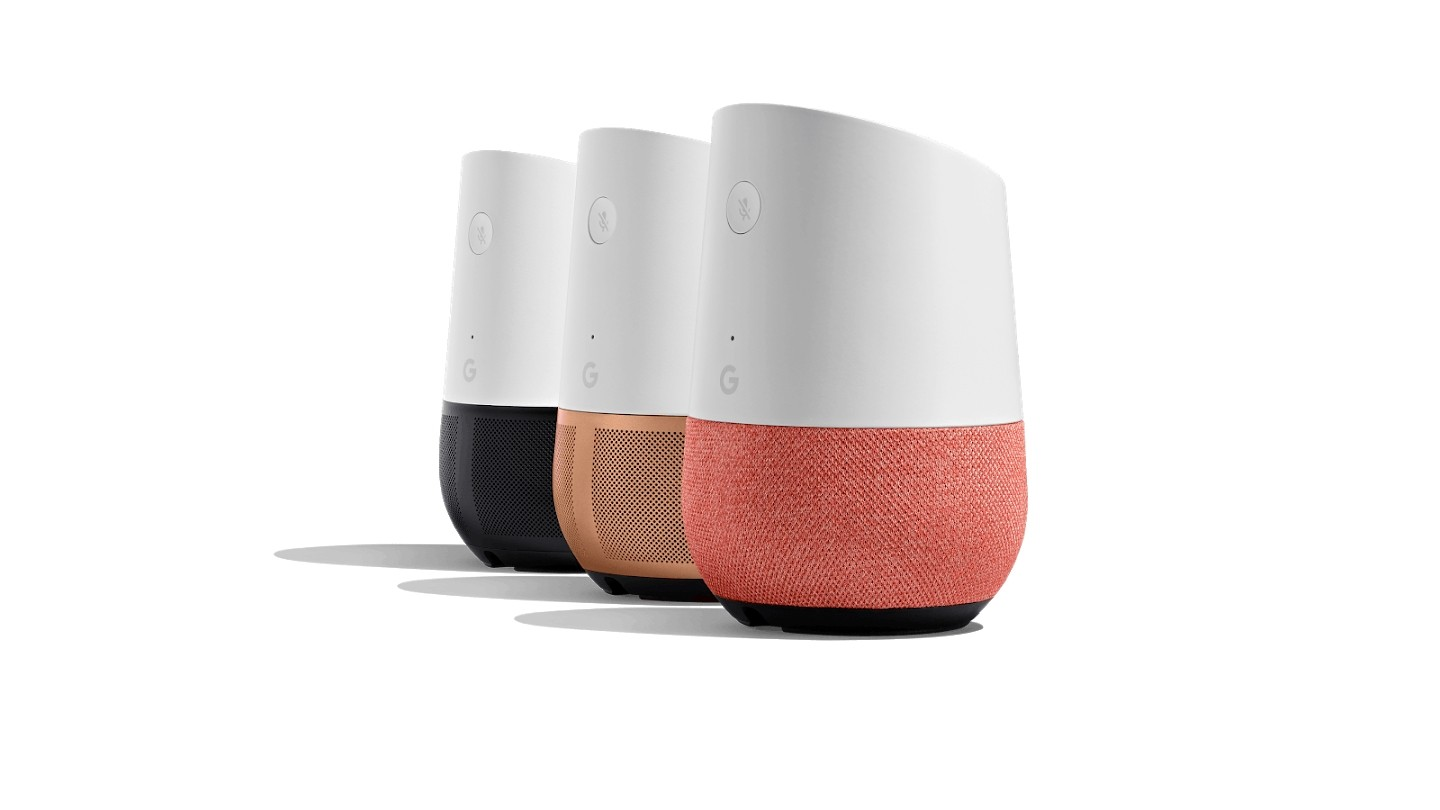google home vs amazon echo smarte lautsprecher im vergleich. Black Bedroom Furniture Sets. Home Design Ideas