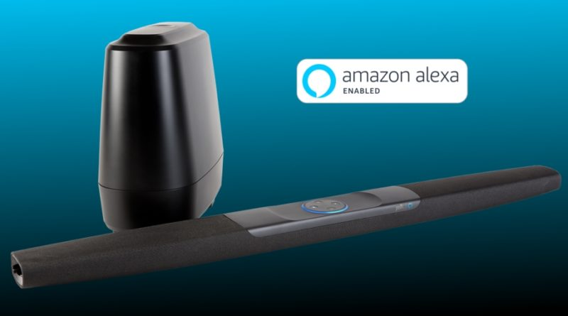 Polk Audio Command Bar - Die Soundbar mit Alexa