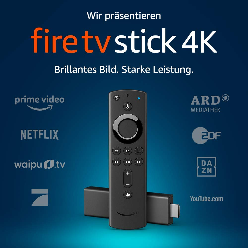 Amazon TV Stick 4K