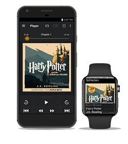 iOS Audible App