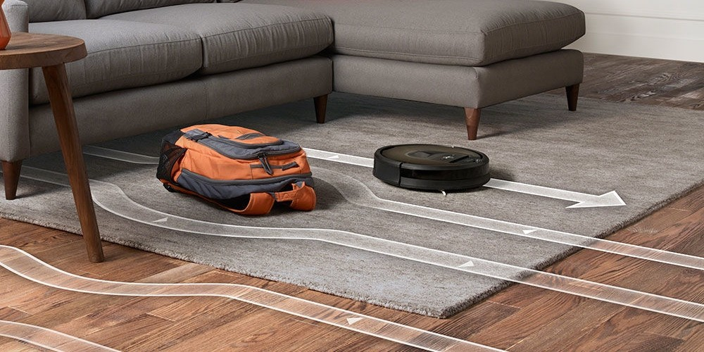 Funktionsweise der Roomba Saugroboter
