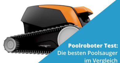 Poolroboter Test: Titelbild