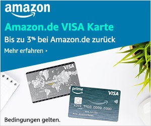 Amazon Visa block