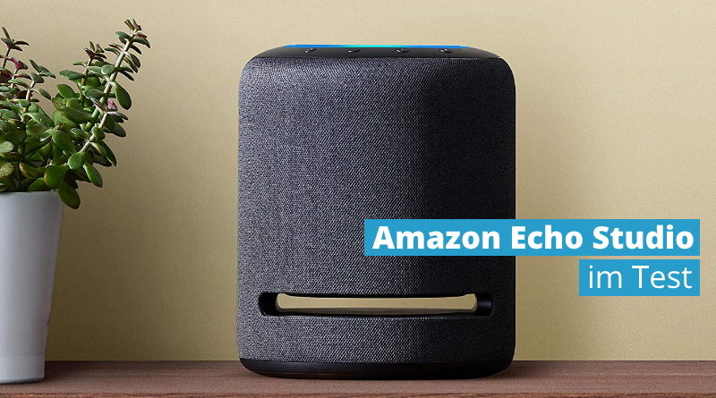 Amazon Echo Studio im Test